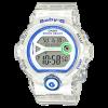"""นาฬิกา Casio Baby-G BG-6903 Jelly series รุ่น BG-6903-7D สีขาวใส """"White Jelly"""" ของแท้ รับประกันศูนย์ 1 ปี"""