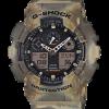นาฬิกา Casio G-Shock Limited model Marble Camouflage series รุ่น GA-100MM-5A ของแท้ รับประกันศูนย์ 1 ปี