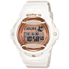 นาฬิกา คาสิโอ Casio Baby-G 200-meter water resistance รุ่น BG-169G-7 ของแท้ รับประกันศูนย์ 1 ปี