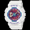 นาฬิกา คาสิโอ Casio Baby-G Girls' Generation Hyper Color series รุ่น BA-112-7A ของแท้ รับประกันศูนย์ 1 ปี