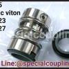 จำหน่ายMechanical seal GLF-5bmat:sic sic viton id 12mm od 23 mm id 16x od 27mmพร้อมส่งจ้า ขายส่งและปลีก