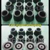 จำหน่ายยางกันกระแทกPVCแบบสกรูยึด od38 L26mm id 6mm