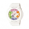 นาฬิกา คาสิโอ Casio Baby-G Neon Illuminator สี POP COLOR รุ่น BGA-131-7B3 ของแท้ รับประกันศูนย์ 1 ปี