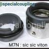 จำหน่ายMechanical seal M7N SIC SIC viton พร้อมส่งคะ ขายส่งและปลีก