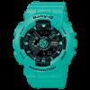 นาฬิกา คาสิโอ Casio Baby-G Girls' Generation Street Neon Duo Color series รุ่น BA-111-3A สีมิ้นท์ ของแท้ รับประกันศูนย์ 1 ปี
