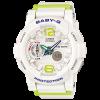 นาฬิกา คาสิโอ Casio Baby-G Standard ANALOG-DIGITAL รุ่น BGA-180-7B2 ของแท้ รับประกันศูนย์ 1 ปี