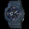 นาฬิกา BABY-G G-SHOCK CASIO สียีนส์ DENIM'D COLOR รุ่น BA-110DC-2A1 SPECIAL COLOR ของแท้ รับประกันศูนย์ 1 ปี