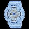 นาฬิกา Casio Baby-G ลายยีนส์ Denim Color series รุ่น BA-110DC-2A3 (สี Baby Blue Jean) ของแท้ รับประกันศูนย์ 1 ปี
