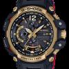 นาฬิกา Casio G-Shock 35th Anniversary Limited Edition GOLD TORNADO 2nd series รุ่น GPW-2000TFB-1A ของแท้ รับประกันศูนย์ 1 ปี