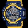 นาฬิกา คาสิโอ Casio G-Shock Standard Analog-Digital รุ่น GA-400-9B ของแท้ รับประกันศูนย์ 1 ปี