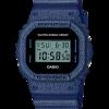 นาฬิกา G-SHOCK CASIO สียีนส์ DENIM'D COLOR รุ่น DW-5600DE-2 SPECIAL COLOR ของแท้ รับประกันศูนย์ 1 ปี