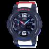 นาฬิกา คาสิโอ Casio Baby-G Standard ANALOG-DIGITAL รุ่น BGA-180-2B2 ของแท้ รับประกันศูนย์ 1 ปี