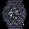 นาฬิกา คาสิโอ Casio G-Shock Limited Tribal Pattern series รุ่น GA-110TP-1A ของแท้ รับประกันศูนย์ 1 ปี