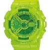 นาฬิกา คาสิโอ Casio G-Shock Limited Hyper Color รุ่น GA-110B-3 (เขียวล้วน) ของแท้ รับประกันศูนย์ 1 ปี