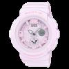 นาฬิกา Casio Baby-G Beach Traveler Pastel Bold Color series รุ่น BGA-190BC-4B (ชมพูพาสเทล) ของแท้ รับประกันศุนย์ 1 ปี