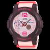นาฬิกา คาสิโอ Casio Baby-G Standard ANALOG-DIGITAL รุ่น BGA-180-4B4 (สีชมพูนม) ของแท้ รับประกันศูนย์ 1 ปี