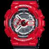 นาฬิกา CASIO G-SHOCK GA-110 SERIES รุ่น GA-110RD-4A Limited Edition ของแท้ รับประกัน 1 ปี