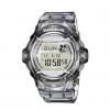 นาฬิกา คาสิโอ Casio Baby-G 200-meter water resistance รุ่น BG-169R-8DR (Jelly ดำใส) ของแท้ รับประกันศูนย์ 1 ปี