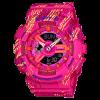 นาฬิกา Casio Baby-G BA-110TX Textile pattern series รุ่น BA-110TX-4A ของแท้ รับประกันศูนย์ 1 ปี