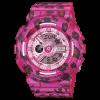 นาฬิกา คาสิโอ Casio Baby-G Girls' Generation Leopard series รุ่น BA-110LP-4A ของแท้ รับประกันศูนย์ 1 ปี