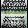 จำหน่ายยางกันกระแทกPVCแบบสกรูยึด od 21mmL15mm id 5mm