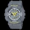 นาฬิกา Casio Baby-G Punching Pattern series รุ่น BA-110PP-8A (สายลายฉลุ) ของแท้ รับประกันศูนย์ 1 ปี