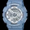 นาฬิกา G-SHOCK CASIO สียีนส์ DENIM'D COLOR รุ่น GA-110DC-2A7 SPECIAL COLOR ของแท้ รับประกันศูนย์ 1 ปี