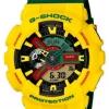 นาฬิกา คาสิโอ Casio G-Shock Limited model รุ่น GA-110RF-9A ราสต้า ของแท้ รับประกันศูนย์ 1 ปี
