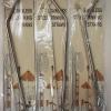 หลอดสแตนเลส พร้อมกับแปรงทำความสะอาด สำหรับแก้ว YETI 30/20 oz