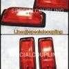 จำหน่ายไฟเลี้ยวข้างB 10M สีแดง 12V 24V