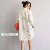 Embroidery dress shirt (Strawberry)