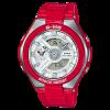 """นาฬิกา Casio Baby-G G-MS """"G-Steel Lady"""" MSG-400 series รุ่น MSG-400-4A สีแดง (ไม่วางขายในไทย) ของแท้ รับประกันศูนย์ 1 ปี"""