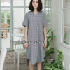Mia Dress_Gray
