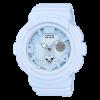 นาฬิกา Casio Baby-G Beach Traveler Pastel Bold Color series รุ่น BGA-190BC-2B (ฟ้าพาสเทล) ของแท้ รับประกันศุนย์ 1 ปี
