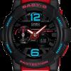 นาฬิกา คาสิโอ Casio Baby-G Standard ANALOG-DIGITAL รุ่น BGA-180-4B ของแท้ รับประกันศูนย์ 1 ปี