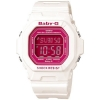 นาฬิกา คาสิโอ Casio Baby-G Standard DIGITAL รุ่น BG-5601-7 ของแท้ รับประกันศูนย์ 1 ปี