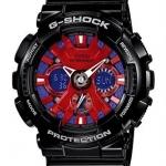 นาฬิกา คาสิโอ Casio G-Shock Standard Analog-Digital รุ่น GA-120B-1A ของแท้ รับประกันศูนย์ 1 ปี