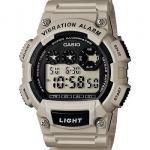 นาฬิกา คาสิโอ Casio 10 YEAR BATTERY รุ่น W-735H-8A2V ของแท้ รับประกันศูนย์ 1 ปี