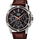 นาฬิกา คาสิโอ Casio BESIDE MULTI-HAND รุ่น BEM-311L-1A2V ของแท้ รับประกันศูนย์ 1 ปี