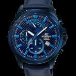 นาฬิกา Casio EDIFICE CHRONOGRAPH รุ่น EFV-530BL-2AV ของแท้ รับประกันศูนย์ 1 ปี