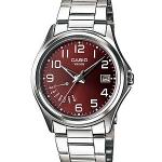 นาฬิกา คาสิโอ Casio STANDARD Analog'men รุ่น MTP-1369D-4BV ของแท้ รับประกันศุนย์ 1 ปี