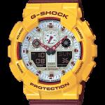 นาฬิกา คาสิโอ Casio G-Shock Limited model Color series รุ่น GA-100CS-9A [mcDonald] (มิ้นต์ ชาลิดาใส่ ละครสองหัวใจนี้เพื่อเธอ) ของแท้ รับประกันศูนย์ 1 ปี