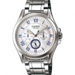 นาฬิกา คาสิโอ Casio STANDARD Analog'men รุ่น MTP-E301D-7B2V ของแท้ รับประกันศูนย์ 1 ปี