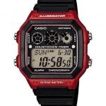 นาฬิกา คาสิโอ Casio 10 YEAR BATTERY รุ่น AE-1300WH-4AV ของแท้ รับประกันศูนย์ 1 ปี