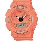 นาฬิกา Casio G-Shock มินิ S-Series GMA-S130VC Variant Colors series รุ่น GMA-S130VC-4A (สีแซลมอน salmon) ของแท้ รับประกันศูนย์ 1 ปี