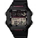 นาฬิกา คาสิโอ Casio 10 YEAR BATTERY รุ่น AE-1300WH-1A2V ของแท้ รับประกันศูนย์ 1 ปี