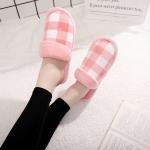 TL05 รองเท้าใส่ในบ้าน สีชมพู size40-41