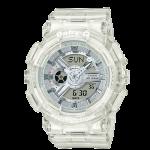 นาฬิกา Casio Baby-G BA-110CR เจลลี่ใส CORAL REEF series รุ่น BA-110CR-7A (เจลลี่ขาวใส) ของแท้ รับประกันศูนย์ 1 ปี
