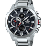 นาฬิกา คาสิโอ Casio EDIFICE Bluetooth with Smartphone รุ่น ECB-500D-1A ของแท้ รับประกันศูนย์ 1 ปี