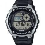 นาฬิกา คาสิโอ Casio 10 YEAR BATTERY รุ่น AE-2100W-1AV ของแท้ รับประกันศูนย์ 1 ปี
